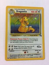 Pokemon Fossil Holo Cards Pokemon TCG Set HOLOS and NONHOLO RARES collection