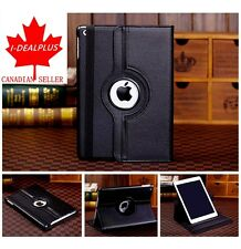 360 Rotating PU Leather Smart Folio Swivel Case Cover Stand for Apple iPad 2/3/4