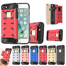 Hybrid Metal+TPU All-Round Fall Proof Armor Case Cover For iPhone 6 6S 7 Plus