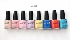 CND Vinylux UV Nail Polish Weekly Wear Choose ANY NEW Colours or Top Coat (P2)