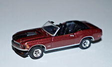 1970 '70 FORD MUSTANG CONVERTIBLE DIECAST CAR GREENLIGHT 1/64 SCALE