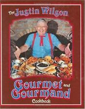 The Justin Wilson Gourmet and Gourmand Cookbook Wilson, Justin Hardcover