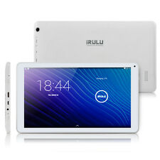 "iRULU 10.1"" 1GB/16GB Octa Core Tablet PC Android HDMI WiFi Bluetooth Dual Camera"