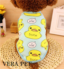 Small Teacup Dog Clothes Pet Puppy Sweater Hoodie for Cat Chihuahua mini Poodle