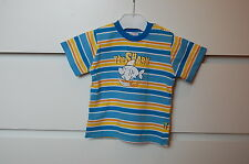 Baby Boys' T-shirt Top Short Sleeved 100% Cotton Size 3 6 9 Months