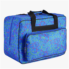 Homdox Sewing Machine Carrying Case Tote Bag Universal Waterproof  New colorful