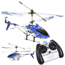 3.5CH Syma S107G Metal Mini Remote Control RC Helicopter Gyro Toy New