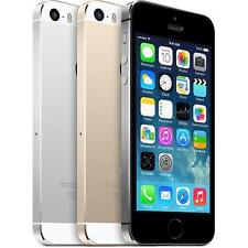 """Apple iPhone 5S Smartphone Gold Gray Silver 16 32 64GB GSM """"AT&T ONLY"""" Phone"""