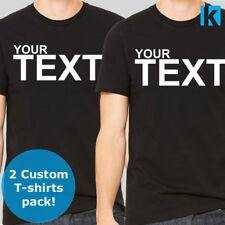 The Original and The Remix KIDS T-Shirt 2 Pack Unisex Adults Brother Sister