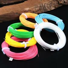 100FT Fly Line WF-4/5/6/7/8F Weight Forward Floating Fly Fishing Line Saltwater