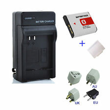 Sony NP-BG1 NP-FG1 Type G Battery / Charger for Sony Cybershot W and H Series