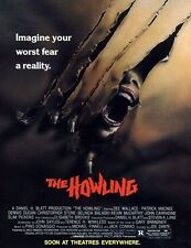 The Howling 35mm Film Cell strip very Rare var_r