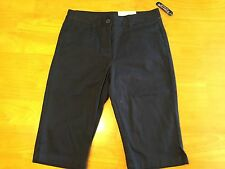 NWT Chaps Girls Navy School Uniform Shorts Size 10 Regular