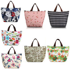 1Pcs Childrens Insulated School Lunchbox Picnic Bags Cool Bag Kids Lunch Bags