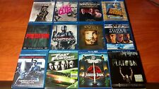 ++ Blu-ray Movies LOT! PICK ANY TITLE! MINT-NEW Condition!! ++