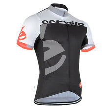 Mens Outdoor Sports Wear Cycling Jersey Bike Short Sleeve Clothing Bicycle Shirt