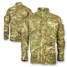 BRITISH ARMY MTP Multicam camouflage warm weather combat smock shirt jacket