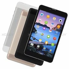 7'' inch Android Tablet PC Dual SIM 3G Unlocked Quad Core 8GB Wifi GPS IPS HD
