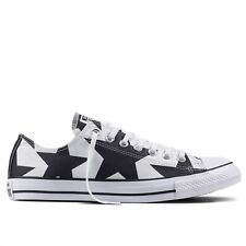 CONVERSE CT AS OX CANVAS PRINT 156813C 102 MENS TRAINERS
