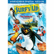 Surf's Up (DVD, 2007, Special Edition; Widescreen) NEW SEALED