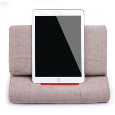 Tablet Holder Wedge Pillow Angled Cushion Lap Stand iPad Book Reader Kindle New