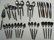 EKCO Eterna Forged Stainless Flatware Canoe Muffin Handle Japan - of Your Choice