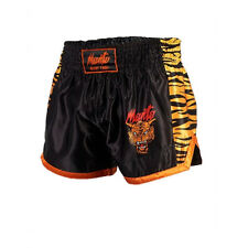 Manto Muay Thai Shorts Tiger Fightshorts Kickboxing Muay Thai Thai Boxing