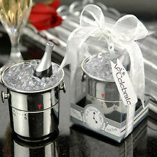 Unique Design Ice Bucket / Kettle Timer Wedding Cooking Champagne