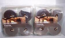 2  Chesapeake Bay Candles Votives Fireside