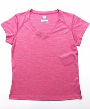 Columbia Women's Omni-Freeze™ ZERO River Chill™ T-Shirt Pink
