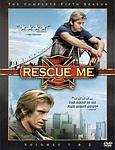 Rescue Me: The Complete Fifth Season DVD, 2010, 6-Disc Set FACTORY SEALED ~ NEW