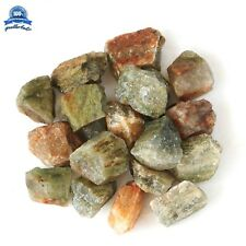 "1"" Rough Bulk Madagascar Materials: 1 LB of Green Crystal For Arts And Crafts"