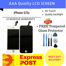 For iPhone 4 White LCD Screen Replacement Touch Screen Display Assembly