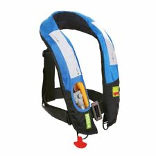 Inflatable Automatic Life Jacket PFD Vest 150N Neck Type for Adult