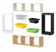 IKEA TROFAST Wall Toys all Small Things Storage Unit and Storage Box
