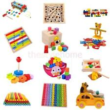 MagiDeal Kid Developmental Educational Number Times Table Blocks Toy Puzzle