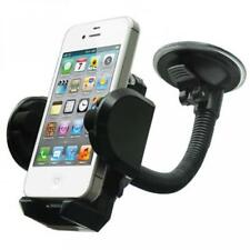 CAR MOUNT WINDSHIELD PHONE HOLDER ROTATING CRADLE WINDOW DOCK for SMARTPHONES