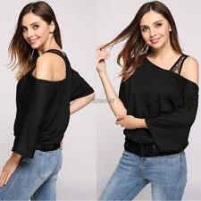 Fake Two Piece Lace Patchwork Pullover Top OK 01