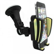 UNIVERSAL CAR MOUNT WINDSHIELD SUCTION HOLDER ROTATING CRADLE for SMARTPHONES