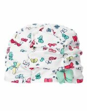 NWT Gymboree Lakeside Stroll Butterfly Swim Cap 6 12 18 24M Girl Baby