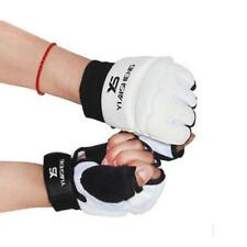 Half Finger Boxing Gloves Fight Punch Bag MMA Muay Thai Training Gloves Pad
