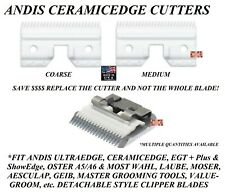 Andis CeramicEdge Replacement Blade CUTTER*Fit AG/BG,Oster A5,Most Wahl Clippers
