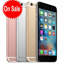 Apple iPhone 6S Smartphone 16GB 64GB 128GB Space Grey Rose Gold Silver Unlocked