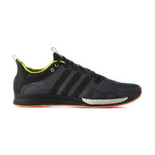 New Adidas Adizero Feather S79282 Black Blue Running Shoes Men All Sizes NIB