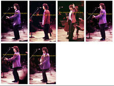 BUY 1,2...OR ALL 4 x 6 inch photo(s) GEORGE HARRISON BOB DYLAN TRIBUTE BEATLES