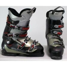 ski boot Occasion Salomon mission 550 black / gray
