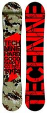 Technine Snowboard - T Money - Camo, Red, Hybrid Camber, All-Mountain, 2016