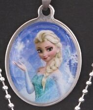 Frozen Movie Heroes Images Penants in Stainless Steel with chain