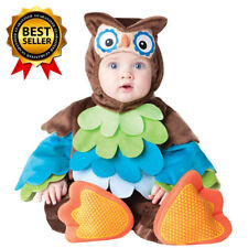 Baby Toddler Infant Owl Halloween Fancy Costume Size: 9-24 Months & Trend Of NEW