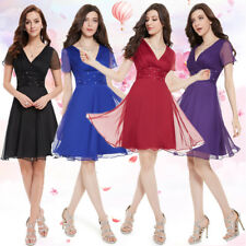 Womens Short Cocktail Party Dress Bridesmaid Homecoming Gown 03882 Ever-Pretty